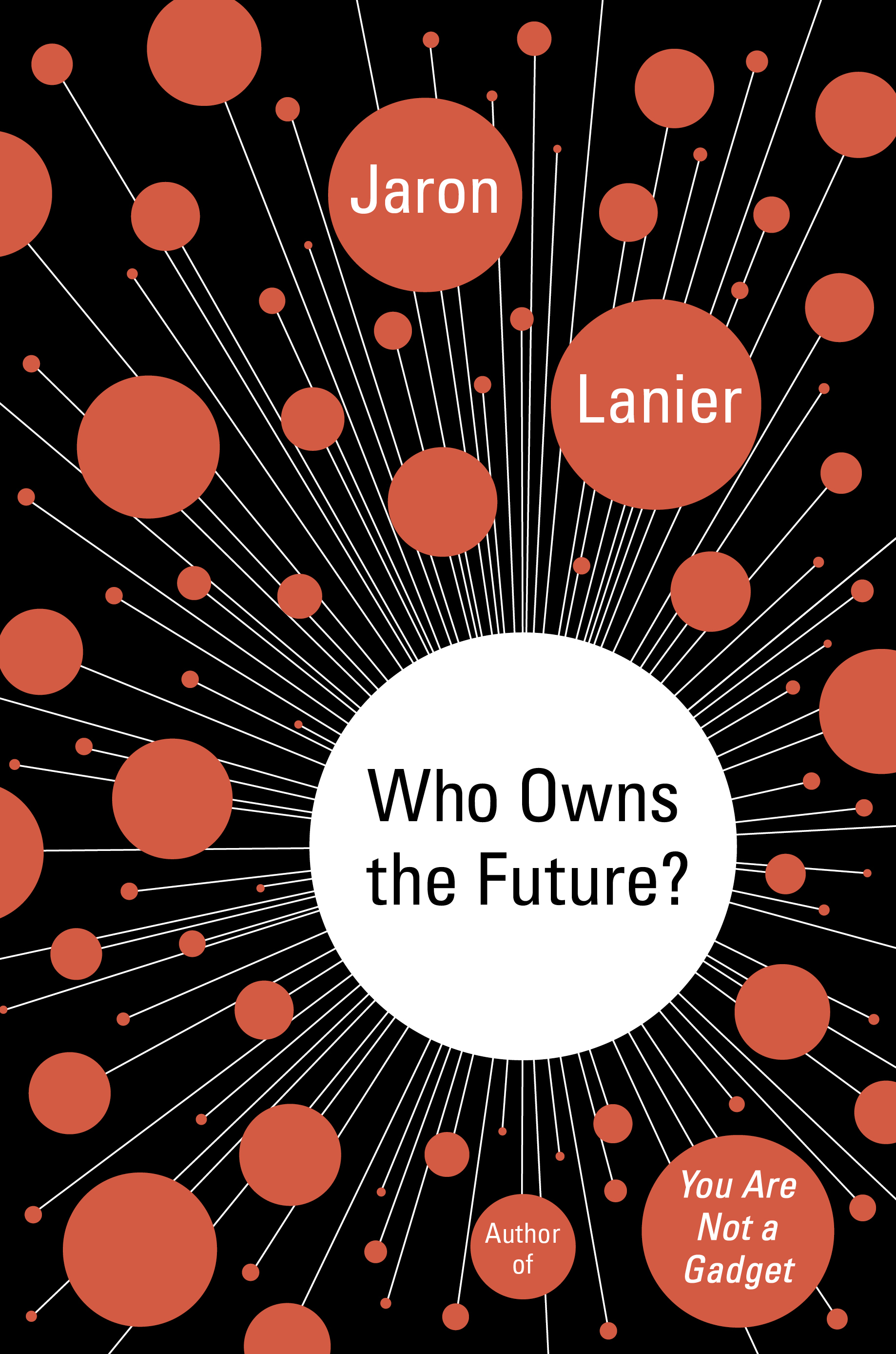 US cover Who Owns the Future