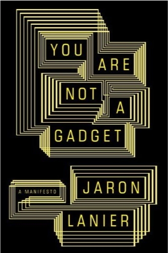 USA edition You Are Not a Gadget cover