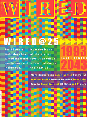 Wired @ 25 Cover